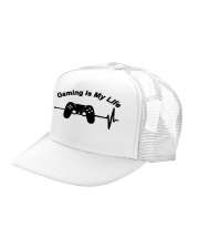 Gaming Is My Life Trucker Hat left-angle