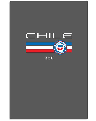 Football  Chile Home Red