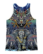 Electric Forest 2018 All-over Unisex Tank back