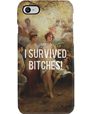 I Survived Bitches Phone Case i-phone-7-case