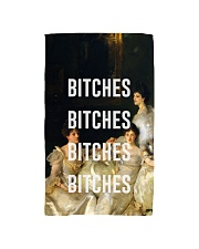 Bitches Bitches Bitches Hand Towel thumbnail