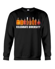 Bourbon - Celebrate diversity Crewneck Sweatshirt thumbnail