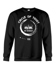 Circle of trust and you Crewneck Sweatshirt thumbnail