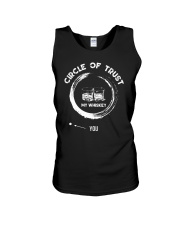 Circle of trust and you Unisex Tank thumbnail