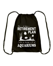 Retirement Plan Drawstring Bag thumbnail