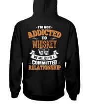We are just in a committed relationship Hooded Sweatshirt thumbnail