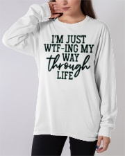 Throught life Long Sleeve Tee apparel-long-sleeve-tee-lifestyle-front-19
