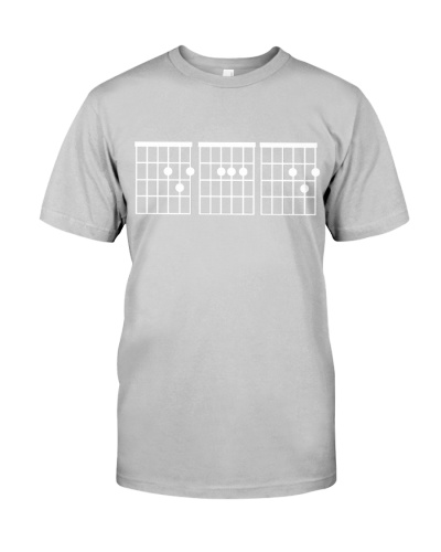 Dad Guitar Chords shirt