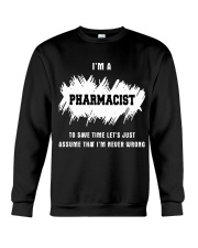 TEE PHARMACIST Crewneck Sweatshirt tile