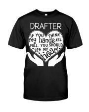 TEE SHIRT DRAFTER Classic T-Shirt thumbnail