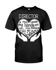 TEE SHIRT DIRECTOR Classic T-Shirt thumbnail