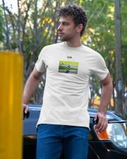 kcik msic - t - 1 Classic T-Shirt apparel-classic-tshirt-lifestyle-front-44