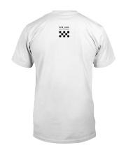 kcik msic - t - 1 Classic T-Shirt back