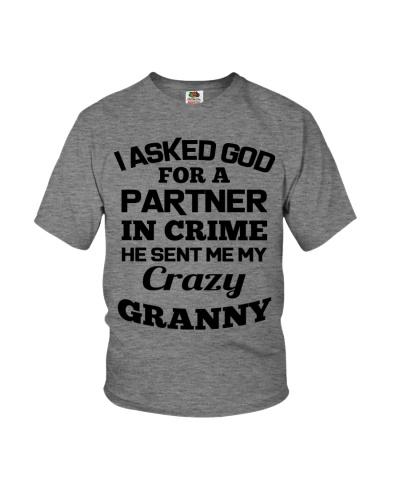 Partner In Crime Crazy GRANNY