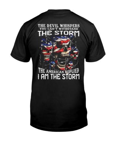 I AM THE STORM