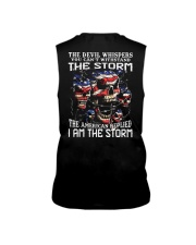 I AM THE STORM Sleeveless Tee thumbnail