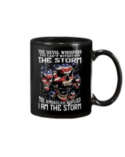 I AM THE STORM Mug tile
