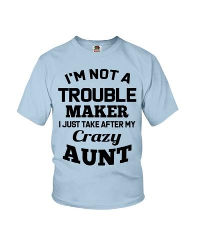 Trouble Maker - Crazy Aunt