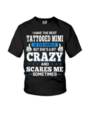 BEST TATTOOED MIMI Youth T-Shirt front