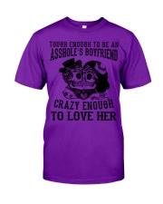 A--HOLE'S BOYFRIEND Classic T-Shirt thumbnail