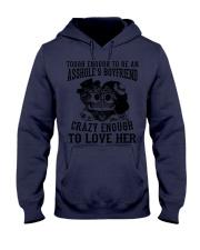 A--HOLE'S BOYFRIEND Hooded Sweatshirt thumbnail
