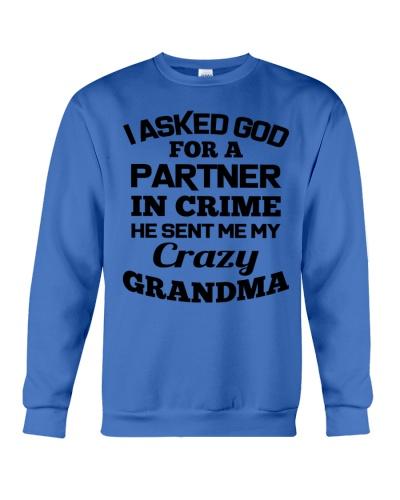 Partner In Crime Crazy Grandma