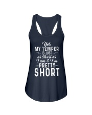 Yes My Temper - Catal Ladies Flowy Tank front