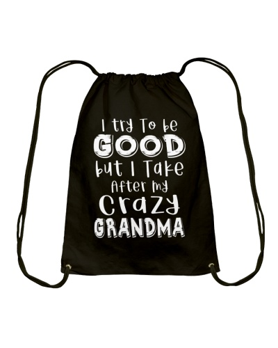 Crazy Grandma - Try To Be Good