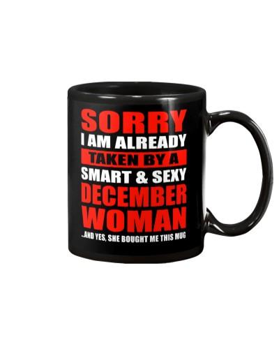 I'm Already  Taken By A December Woman