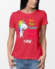 Rock Paper Scissos Ladies T-Shirt lifestyle-women-crewneck-front-10