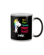 Rock Paper Scissos Color Changing Mug thumbnail