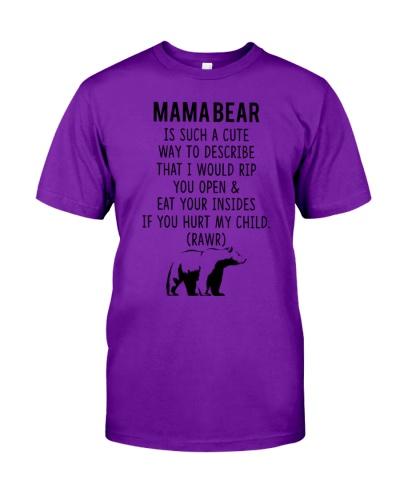 RAWR MAMA BEAR