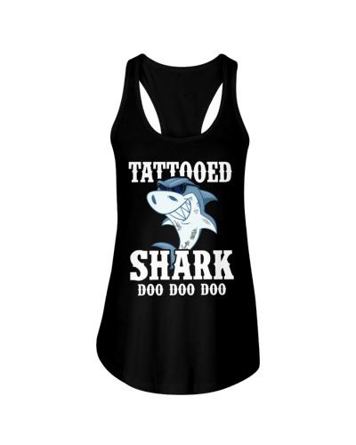 TATTOOED SHARK