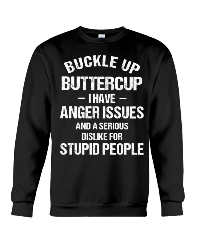 Buckle Up - Anger Issues