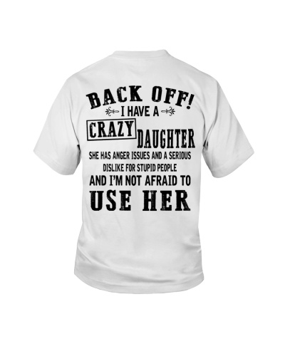 Crazy DAUGHTER - Anger Issues