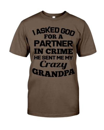 Partner In Crime Crazy Grandpa