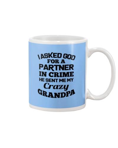 Partner In Crime Crazy Grandpa