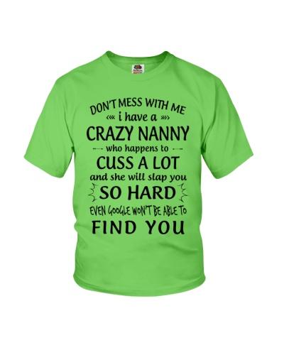 Crazy Nanny -  Slap So Hard