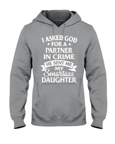 MY SMARTASS DAUGHTER