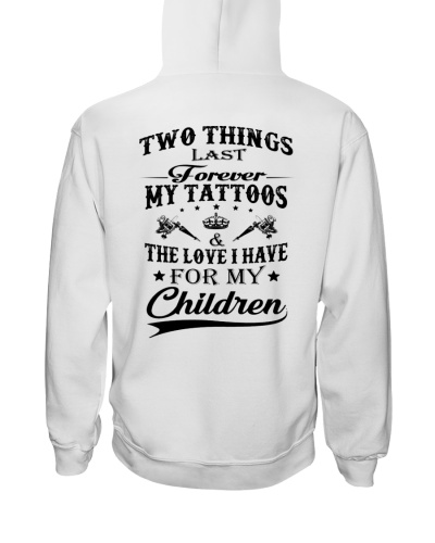 My Tattoos My Children