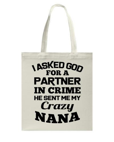 Partner In Crime Crazy Nana