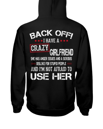 Crazy Girlfriend - Anger Issues