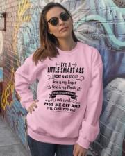 PISS ME OFF Crewneck Sweatshirt lifestyle-unisex-sweatshirt-front-3