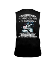 Freaking Sexy Wife Sleeveless Tee thumbnail