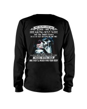 Freaking Sexy Wife Long Sleeve Tee thumbnail