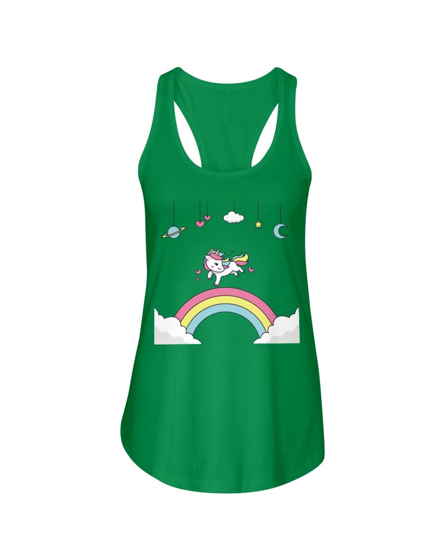 t-shirt cute for women Ladies Flowy Tank
