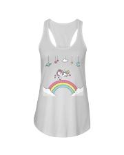 t-shirt cute for women Ladies Flowy Tank thumbnail