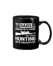 Great Dads Go Hunting With Daughters Mug thumbnail