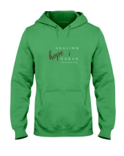 Healing Hope Honor Hooded Sweatshirt thumbnail