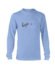 Healing Hope Honor Long Sleeve Tee thumbnail